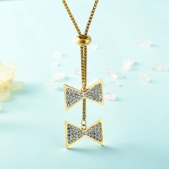 Stainless Steel Necklace NS-1035