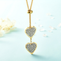 Stainless Steel Necklace NS-1037