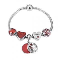 Stainless Steel Charms Bracelet Y265158