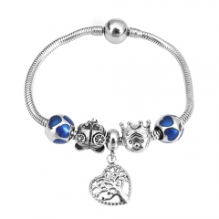 Stainless Steel Charms Bracelet Y255209