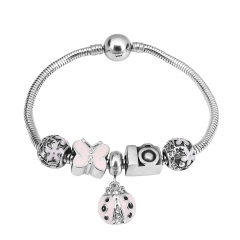 Stainless Steel Charms Bracelet Y255186