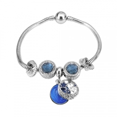 Stainless Steel Charms Bracelet Y275150
