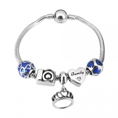 Stainless Steel Charms Bracelet Y255151