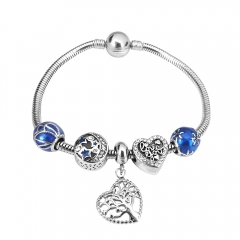 Stainless Steel Charms Bracelet Y265144