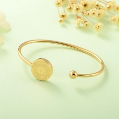 Stainless Steel Bangle ZC-0545B