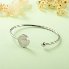Stainless Steel Bangle ZC-0544A