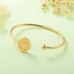 Stainless Steel Bangle ZC-0544B