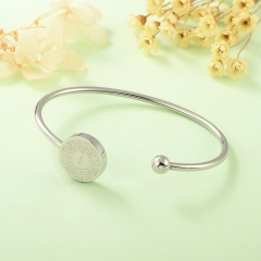 Stainless Steel Bangle ZC-0545A