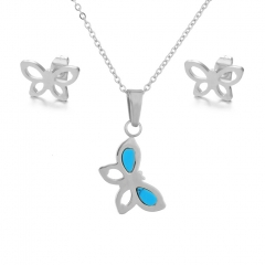 Stainless Steel Jewelry set Necklace  XXXS-0202