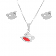 Stainless Steel Jewelry set Necklace  XXXS-0200