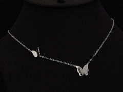 Stainless Steel Necklace NS-0459A