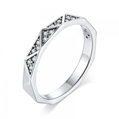 925 Sterling Silver Rings SCR654