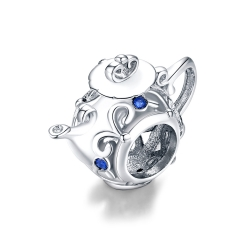 925 sterling silver luxury charms  BSC274