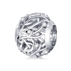 925 sterling silver luxury charms  BSC256