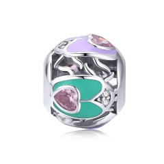 925 sterling silver charms jewelry   BSC205