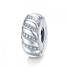925 sterling silver luxury charms  BSC278