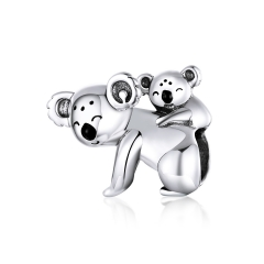925 sterling silver luxury charms  BSC260
