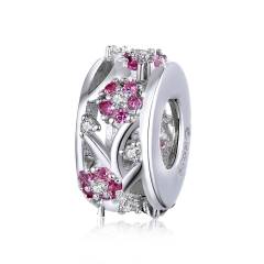 925 sterling silver luxury charms  BSC255