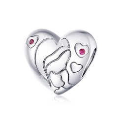 925 sterling silver charms jewelry   BSC216