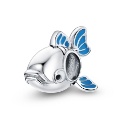 925 sterling silver luxury charms  BSC251