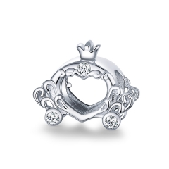 925 sterling silver luxury charms  BSC270