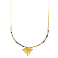 Stainless Steel Necklace NS-0808